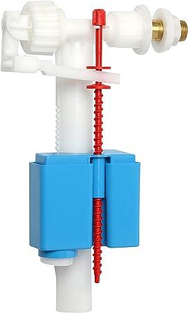 Válvula de flotador universal, Mecanismo de alimentacion para cisternas de plástico y cerámica. Gratis filtro de agua: Amazon.es: Bricolaje y herramientas