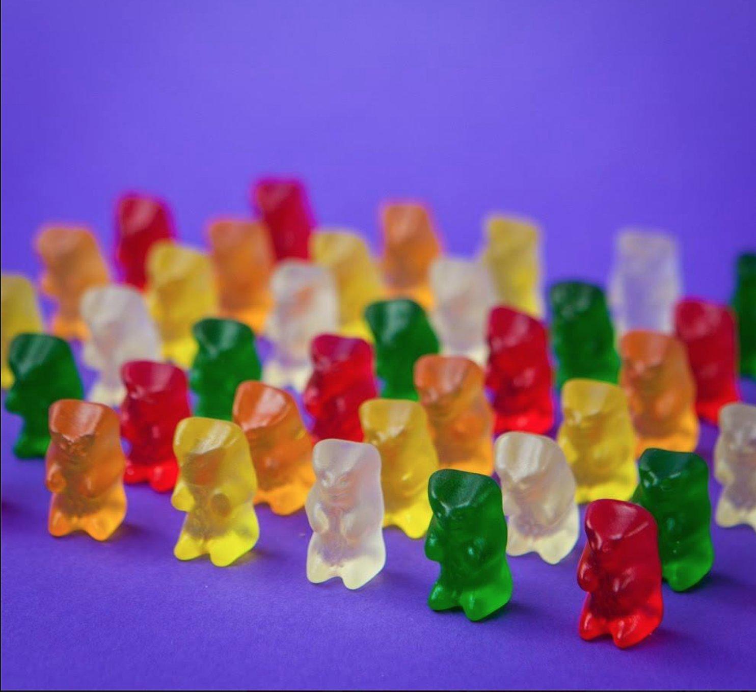 Haribo Gummi Candy, Goldbears Gummy Candy, 48 Ounce Bag (Pack of 4) by Haribo (Image #8)