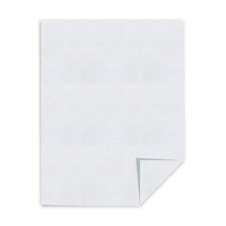P564CK 100 Count 24 Pounds Ivory Southworth Linen Business Paper
