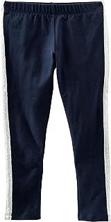 OshKosh B'gosh Baby Girls' Knit Leggings (Baby) - Navy