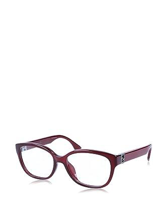 1c104540e9e Amazon.com  FENDI Eyeglasses FF 0068 F 0Mkg Burgundy 52MM  Clothing