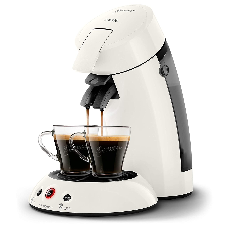 Kaffeeautomaten Test - Philips Senseo Original Kaffeepadmaschine