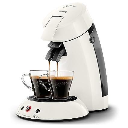 Senseo Original HD6554/11 - Cafetera (Independiente, Máquina de café en cápsulas,