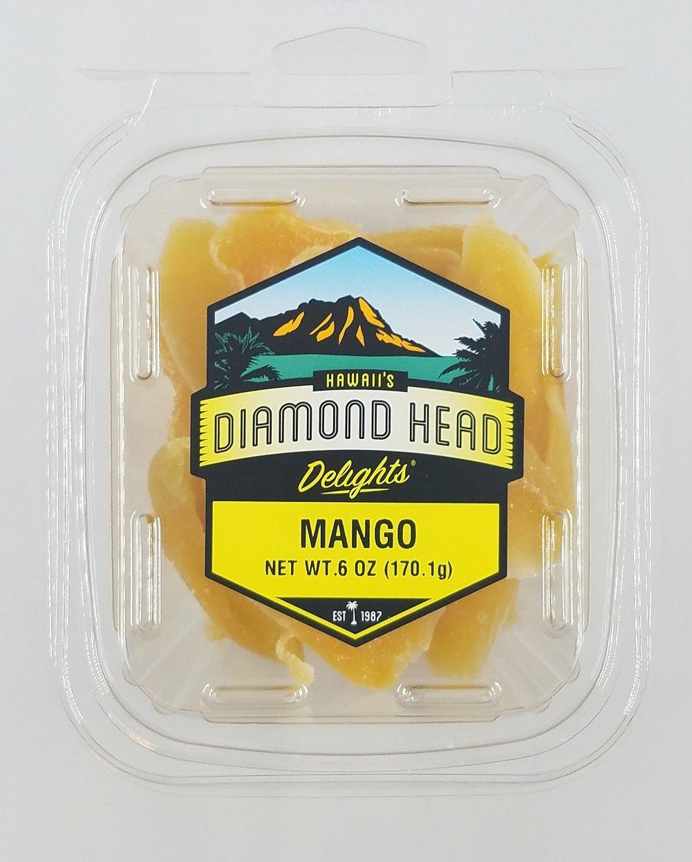 Mango Slices 6 oz
