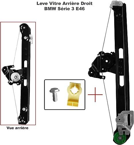 leve vitre arriere droit bmw serie 3 e46
