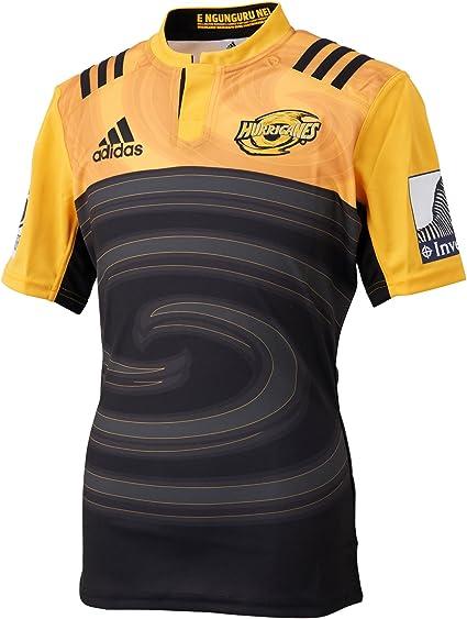 adidas Hurricanes doméstica/Camiseta de Rugby réplica: Amazon.es: Ropa y accesorios