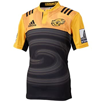 adidas Hurricanes doméstica/Camiseta de Rugby réplica Bogold Talla:S: Amazon.es: Deportes y aire libre