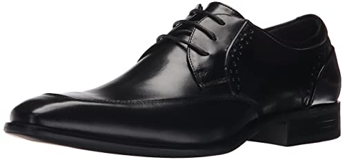 Mens Manchester Oxford, Black, 10 M US Stacy Adams