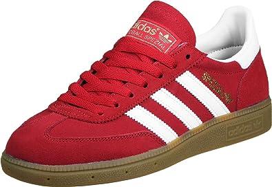 adidas Spezial, Herren Flatform Pumpen, Rot - Rot Weiß - Größe  36 ... f562bfab63