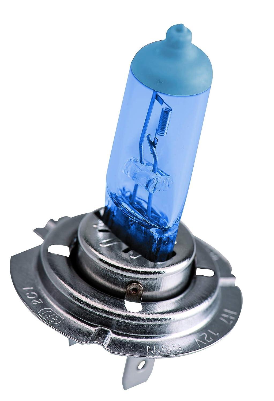 Kit composto da 2 Lampadine per fari alogeni METAL BLUE H-7-7009.0001364
