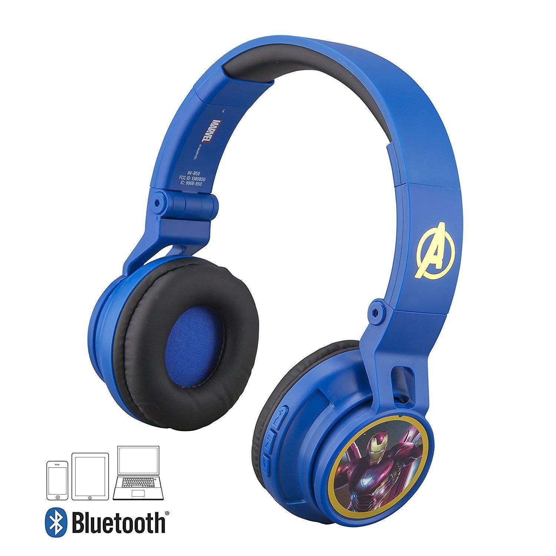 KIDDESIGNS Avengers Bluetooth HEADPHON