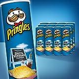 Pringles Salt & Vinegar, 12 Pack (12 x 134g)