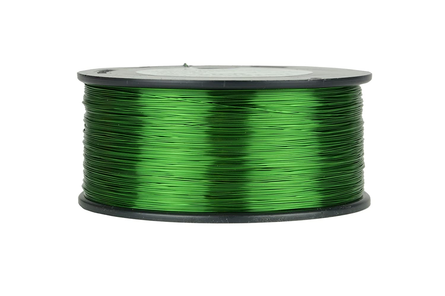 4 oz 79 ft 155/°C Magnetic Coil Green TEMCo 20 AWG Copper Magnet Wire