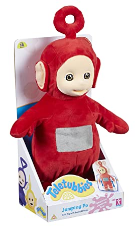 Teletubbies 05924 Jumping Po Toy Cbeebies Red  Amazon.co.uk  Toys ... 4755d352f