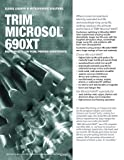 TRIM Cutting & Grinding Fluids MS690XT/5 MicroSol