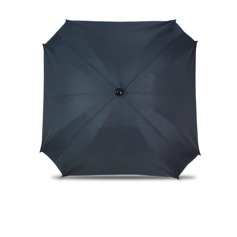Claret Durchmesser 70 cm, Sonnenschirm mit UV-Schutz Sonnenschirm f/ür Kinderwagen mit flexiblem Befestigungsarm
