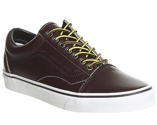 8f8a8b28c3 Vans Herren Ua Old Skool Sneaker grau 47 EU  Vans  Amazon.de  Schuhe ...