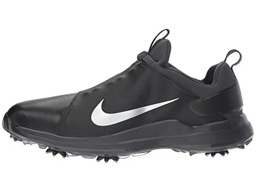 timeless design 4d8e8 5f3a7 Nike Tour Premiere Golf Shoes 2018 BlackMetallic SilverAnthracite Medium 8