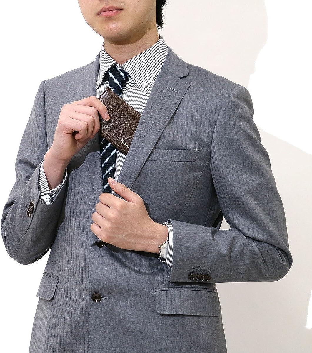 一発ネタ・大喜利系の名刺入れも確かに「自分を覚えてもらう」ためには有効かもしれませんが、紳士としてはまず、王道デザインの名刺入れを1つ用意しておきたいところ。