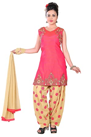 bd15f9f7b2 LADIES READYMADE SUITS PUNJABI PATIALA SALWAR KAMEEZ SUIT DRESS INDIAN  PAKISTANI PARTY WEAR CASUAL WEAR STRAIGHT SUIT WOMAN CLOTHING BOLLYWOOD  PARTY ...