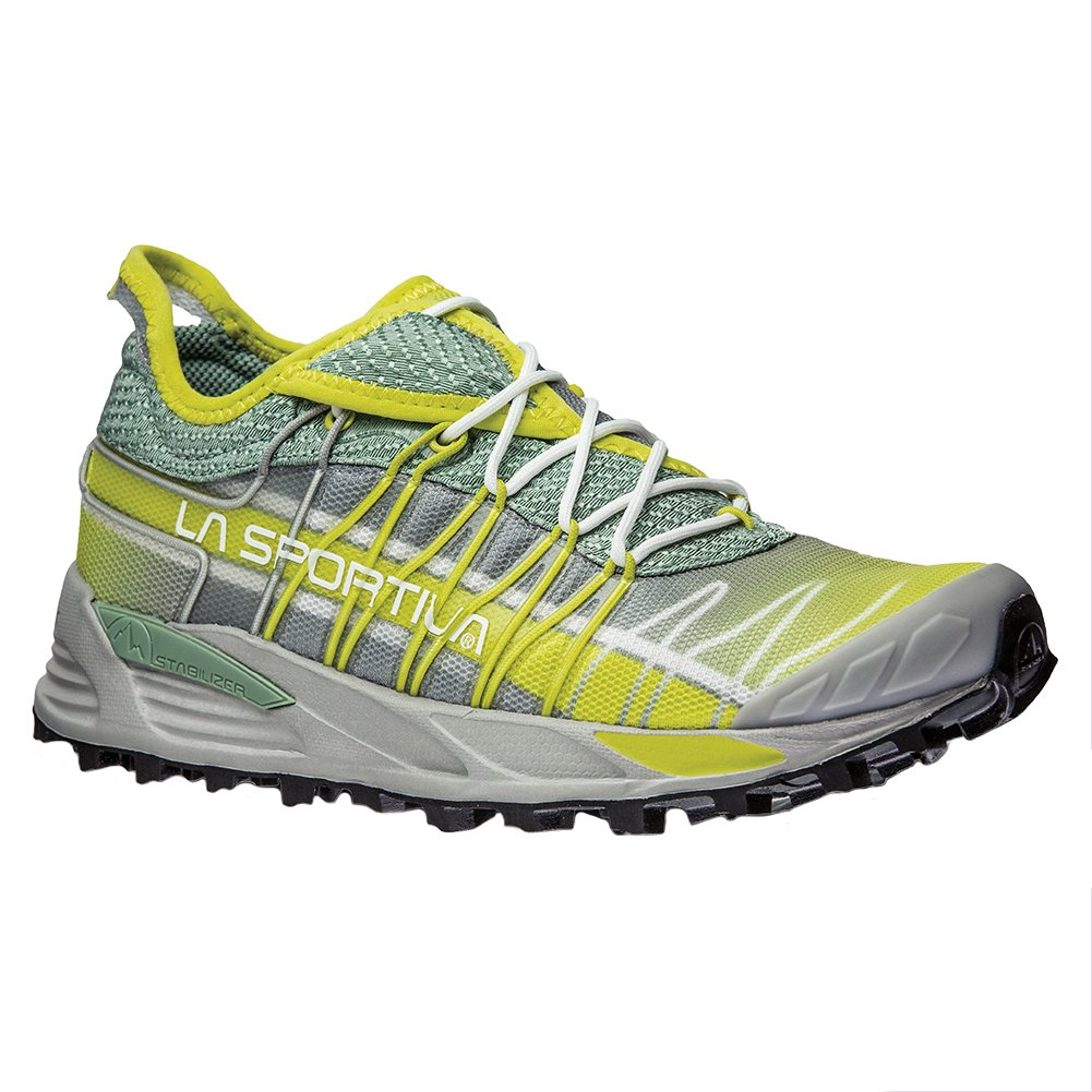 La Sportiva Women's Mutant Backcountry Trail Running Shoe, Green Bay, 37 M EU