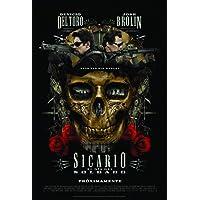 Sicario: Day Of The Soldado [Blu-ray]
