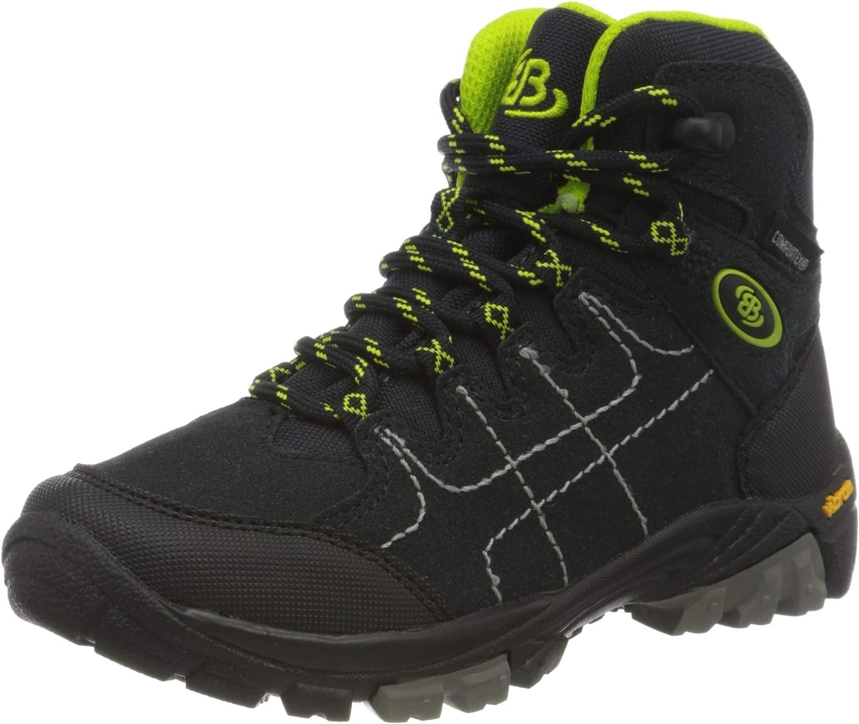 Zapatos de High Rise Senderismo Unisex Ni/ños Bruetting Mount Shasta Kids