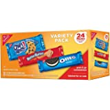 Nabisco Cookie Variety Pack, 24 Count