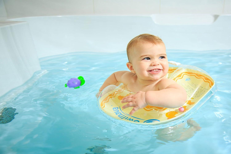 Amazon.com : Swimava G-2 Baby Body Ring (Small/ Yellow) : Baby