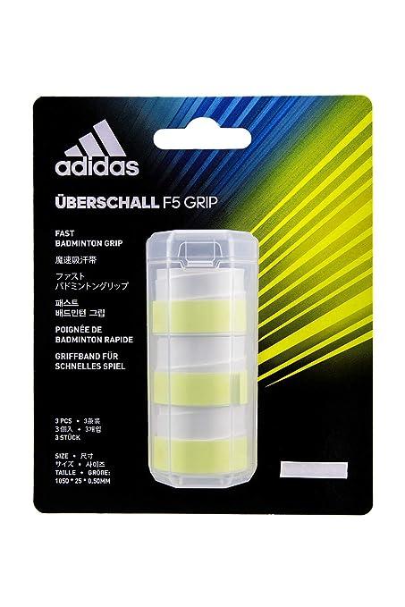 cavidad Gran Barrera de Coral Preparación  adidas uberschall White Overgrip: Amazon.in: Sports, Fitness & Outdoors