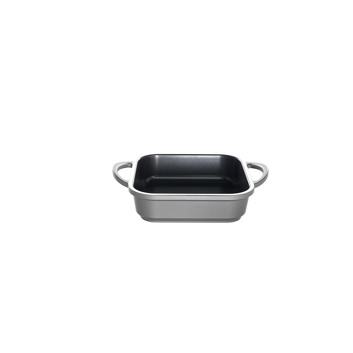 Nordic Ware Pro Cast Traditions Enameled Square Baking Pan 9-Inch by 9-Inch ブルー 20926M B008XGY0VI  スレート 9-Inch by 9-Inch