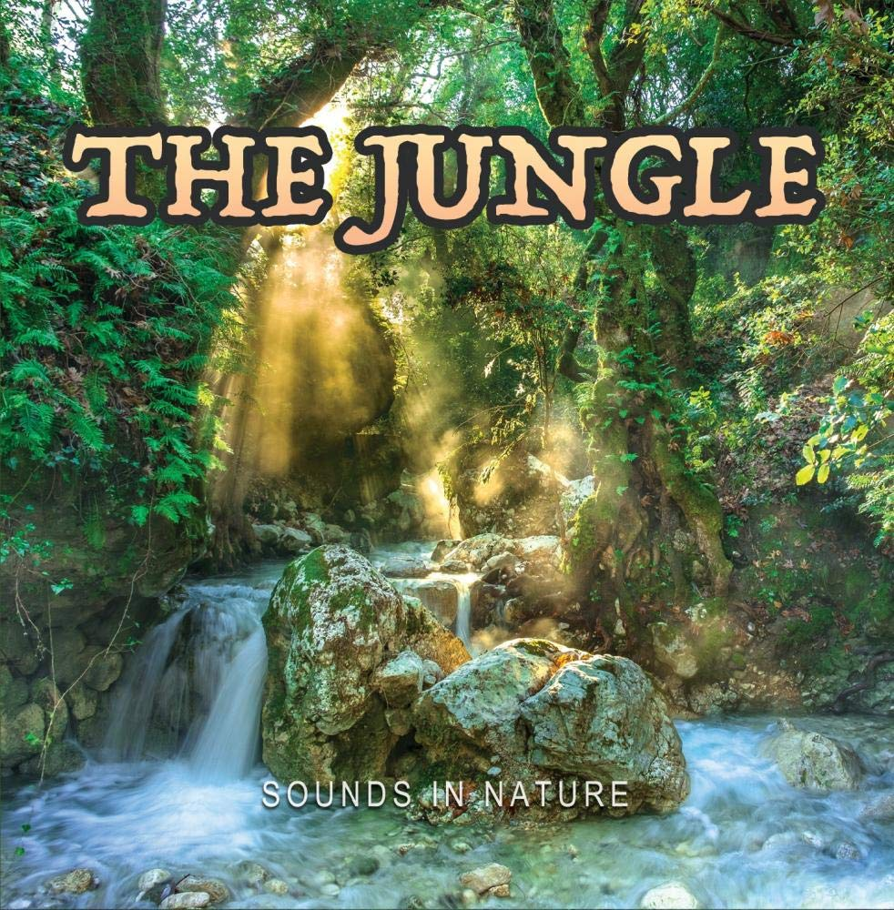 The Jungle (Birds, frogs, insects, crow, raven, monkeys, sounds of nature) CD