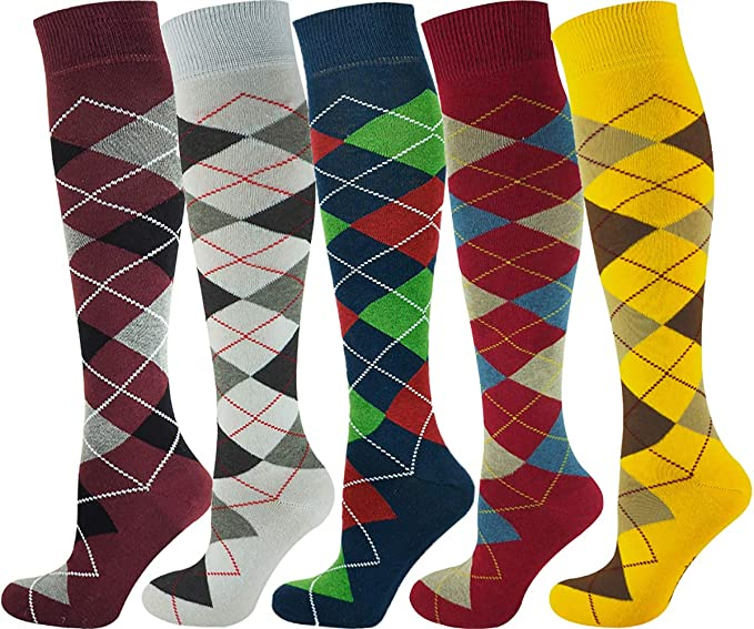 Mysocks Sobre la rodilla Costilla Calcetines