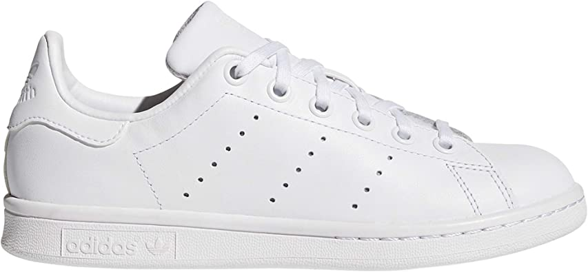 Adidas Stan Smith Chaussures de sport pour femme Blanc Blanc Blanc (Cloud White Cloud White), 37 13 EU EU
