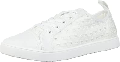 W Kellen Low Lace Denim Sneaker