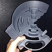 3D Printing & Scanning Alamor 2 x MK10 Heating Block+MK10 Nozzle For Wanhao Dupicator D4/I3/ 3D Printer