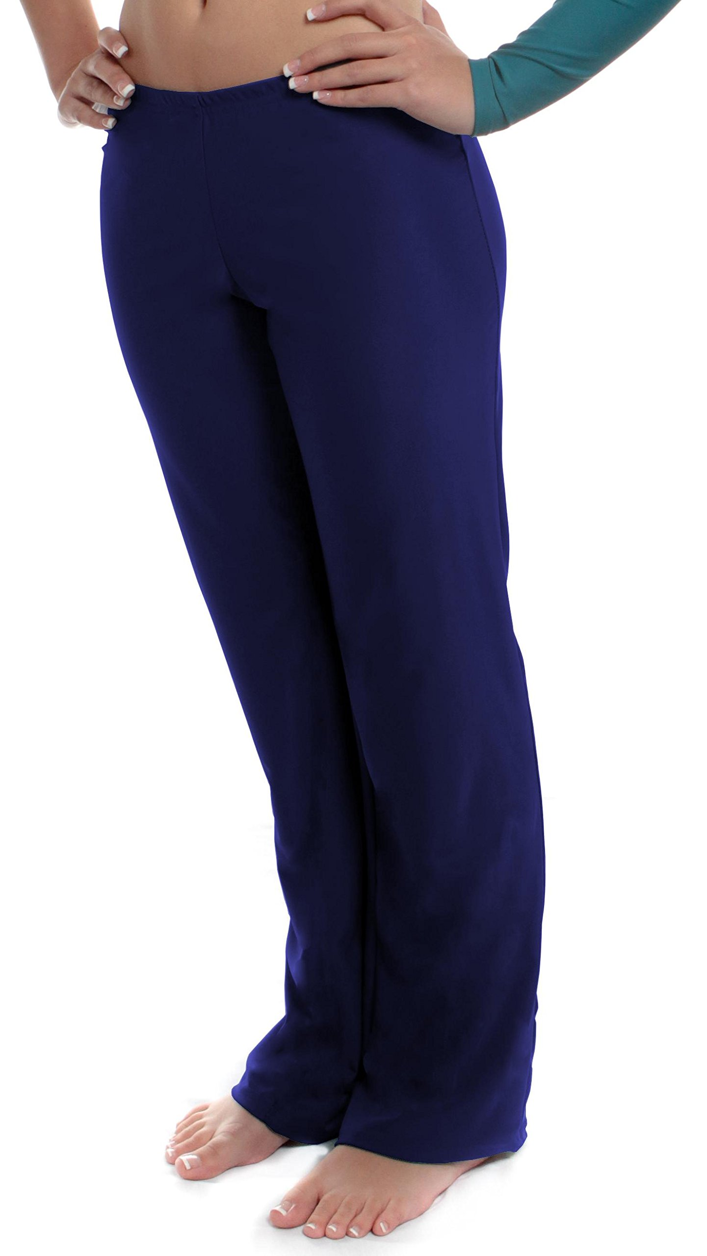 B Dancewear Girls Jazz Pants X-Large Navy Child and Kid Sizes by B Dancewear