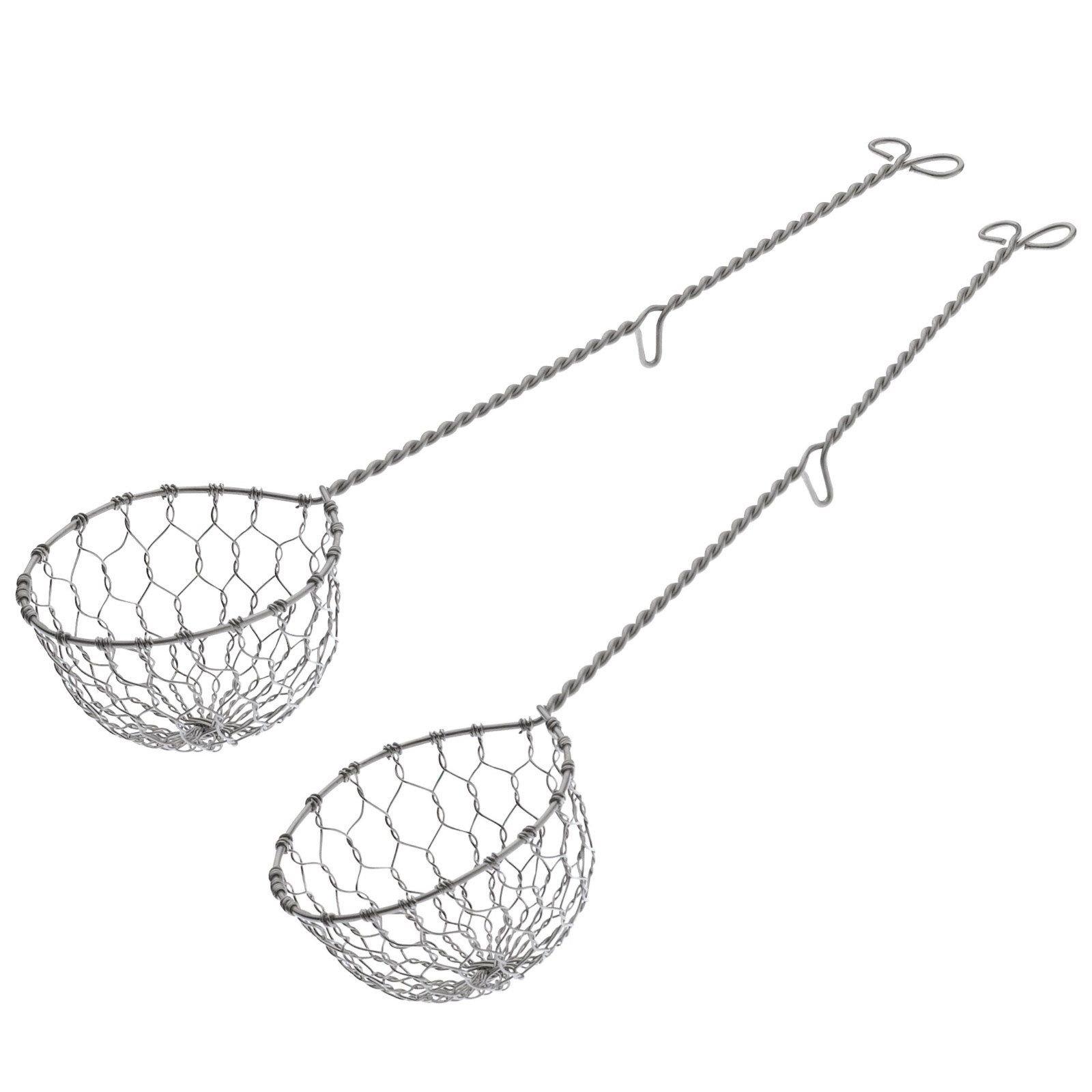 Kuchenprofi Stainless Steel Fondue Spoon - Set of 2