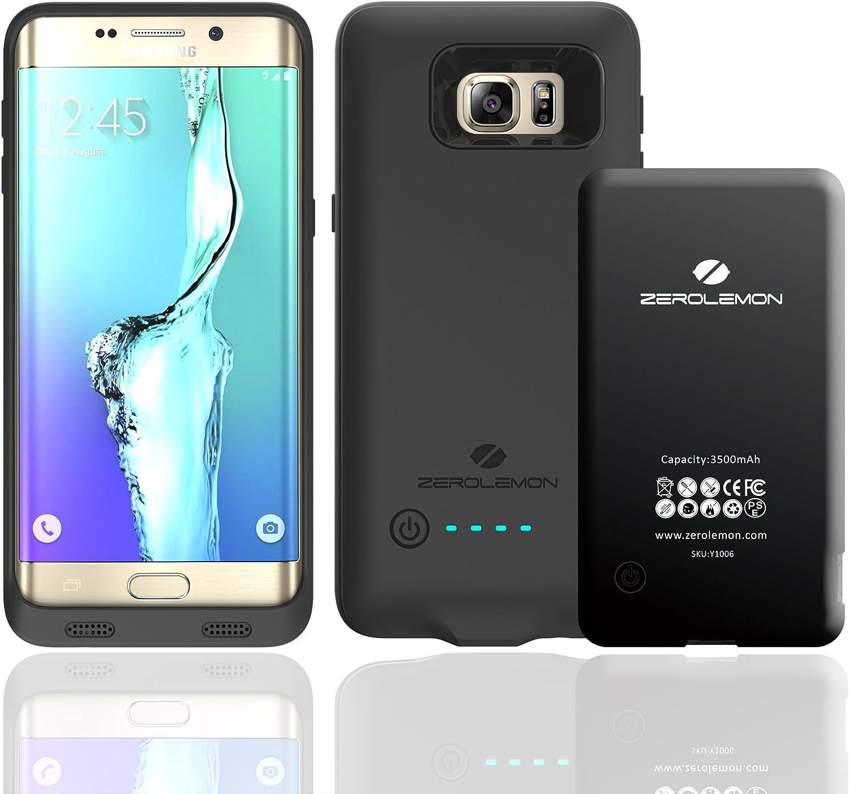 Samsung Galaxy S6 Edge Plus Battery Case,ZeroLemon3500mAh Slim Power Battery Case for Samsung Galaxy S6 Edge Plus,(Fits All Versions of Galaxy S6 Edge