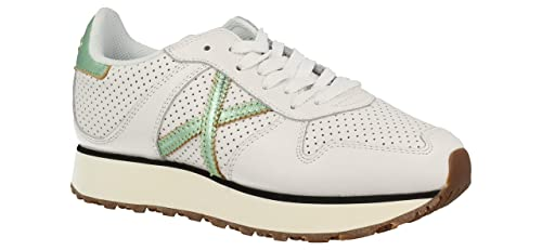 ed891a847fc Zapatilla Munich Massana Sky 42 Blanco  Amazon.es  Zapatos y complementos