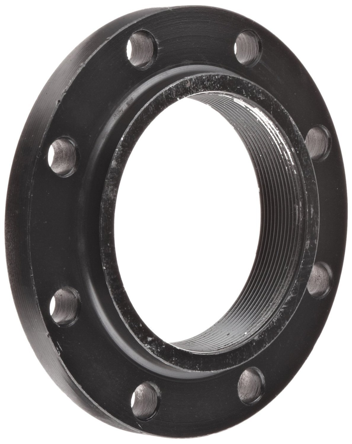 Dixon T600 Carbon Steel Pipe and Welding Fitting, 150lbs ASA Forged Flange, 6'' NPT Female
