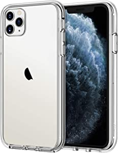 JETech Case for iPhone 11 Pro (2019), 5.8-Inch, Shockproof Bumper Cover, Anti-Scratch Clear Back (HD Clear)