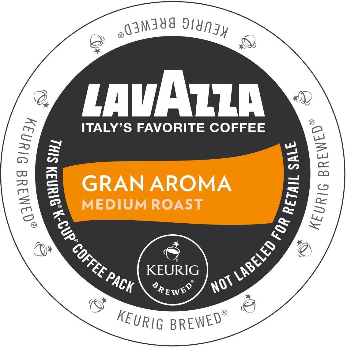 Lavazza Gran Aroma Coffee K-Cups