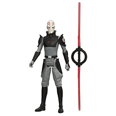 Star Wars Rebels Saga Legends The Inquisitor Figure: Toys & Games