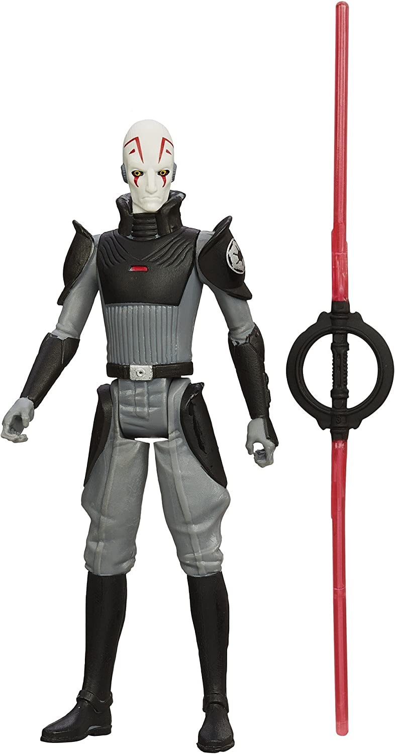 2015 Star Wars Rebels The Inquisitor Action Figure Wave 2