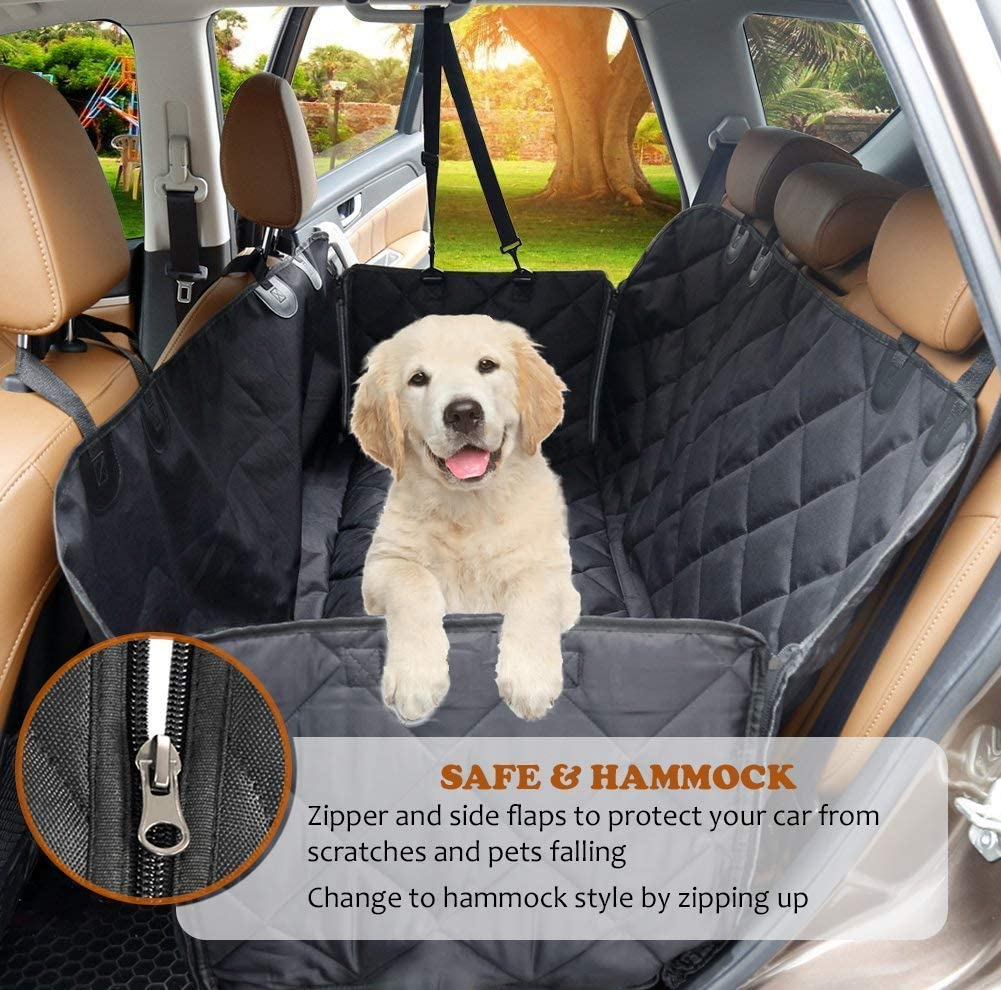 REAR WATERPROOF CAR SEAT COVER DOG PET PROTECTOR HYUNDAI GETZ FRONT