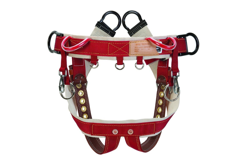 Weaver Leather WLC 160 Saddle with 2'' Nylon Leg Straps