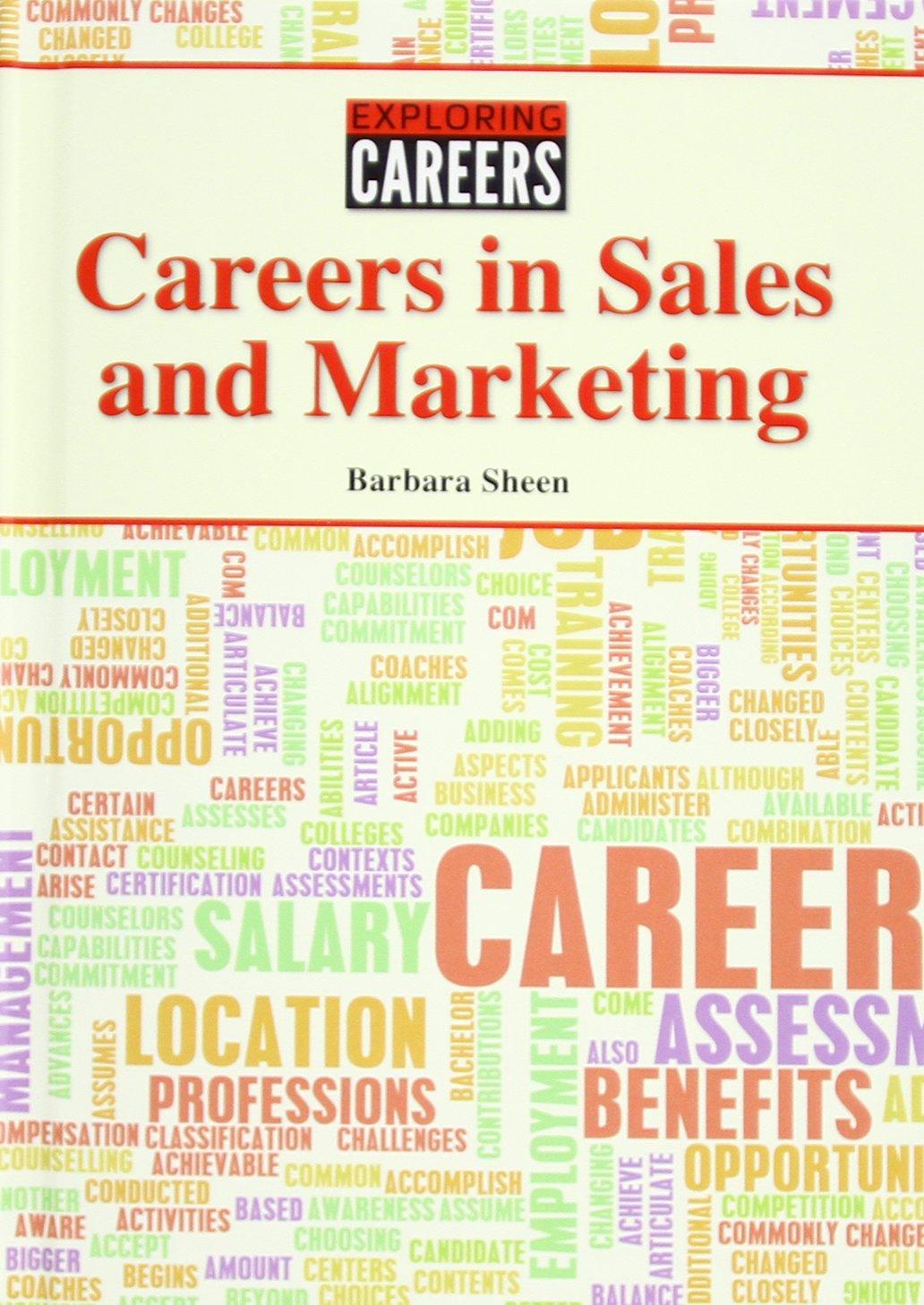 Download Careers in Sales and Marketing (Exploring Careers) pdf