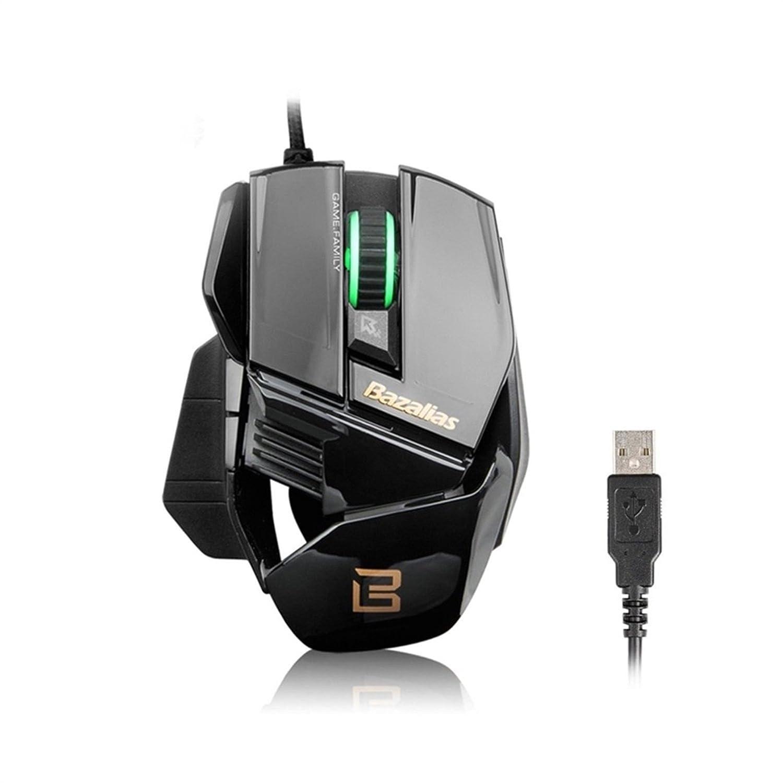 Amazon.com: Ailihen X1 2015 New LED Gaming Mouse 2400 DPI Wired USB ...