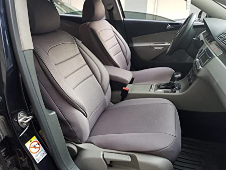 Sitzbezüge K Maniac Für Mercedes B Klasse W246 Universal Grau Autositzbezüge Set Komplett Autozubehör Innenraum No2425305 Kfz Tuning Sitzbezug Sitzschoner Auto